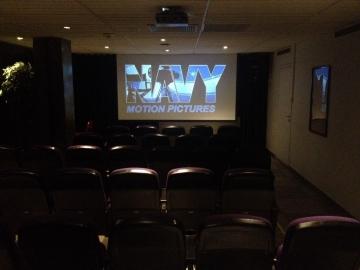 movie room navy